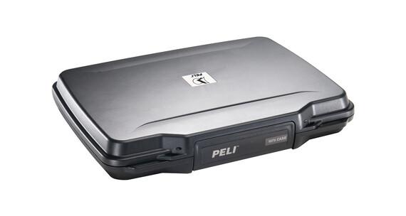 Peli ProGear 1075 plastic box met schuiminzet zwart